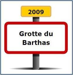 Grotte du Barthas