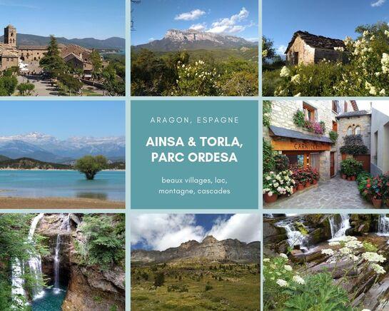 AINSA & TORLA (PARC ORDESA)