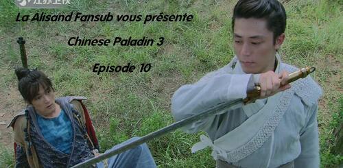 Chinese Paladin 3 Ep 10