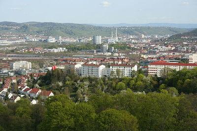 Blog de lisezmoi :Hello! Bienvenue sur mon blog!, L'Allemagne : Bade-Wurtenberg - Stuttgart Est