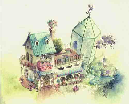 Maison de Flora Makihatayama saison 2
