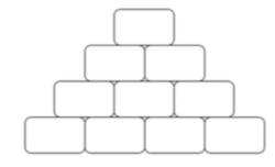 Des pyramides vierges niveau 2 (lien méthode MHM)