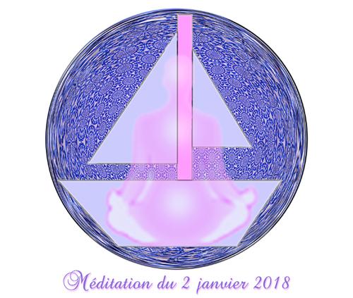 Méditation du 2 janvier 2018