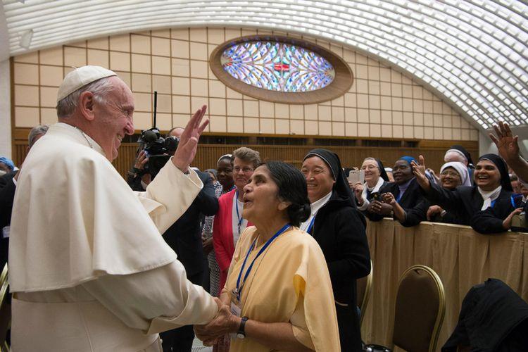 Le pape François clarifie la question des « diaconesses dans l'Église »