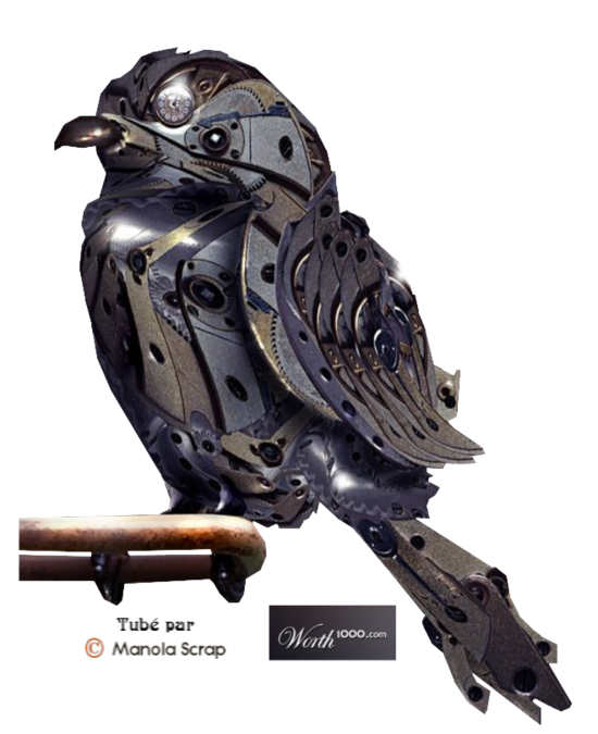 LES ANIMAUX STEAMPUNK page 8