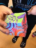 Les cubes de Sonia Delaunay