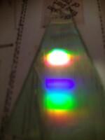 1 bis : Construire un spectroscope CD DVD