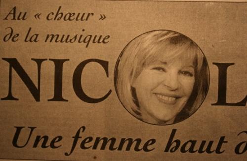 94. Nicoletta - chanteuse