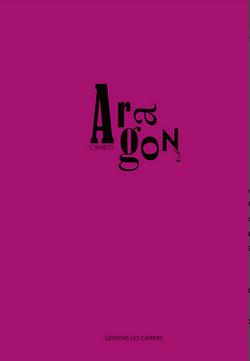 Parution des Cahiers Aragon n°2 (novembre 2019)