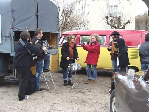 Le Téléthon 2009 à Châtillon sur Seine