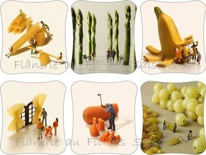 Art miniature ! cartonnettes