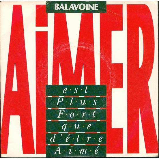 Daniel Balavoine (partie 2)