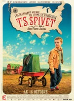 L'Extravagant voyage du jeun et prodigieux T. S. Pivet