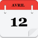 Le 12 avril...