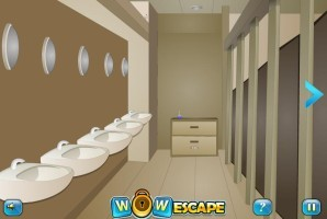 Wow restroom escape