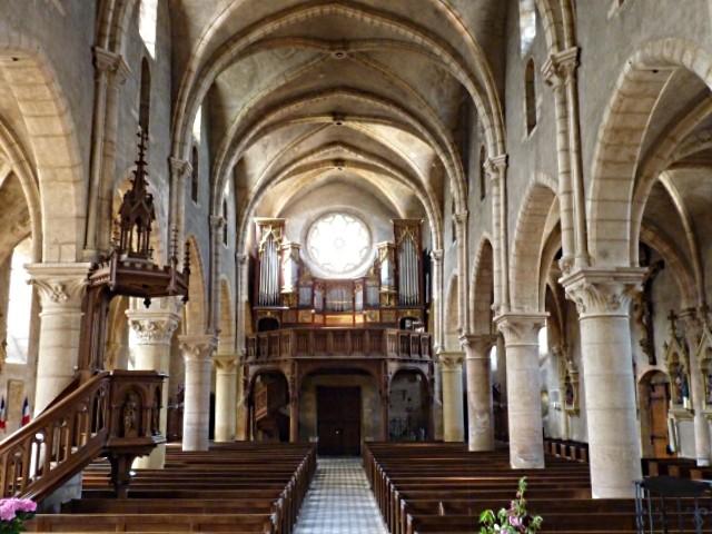 Gorze église Saint-Etienne 18 Marc de Metz 2001