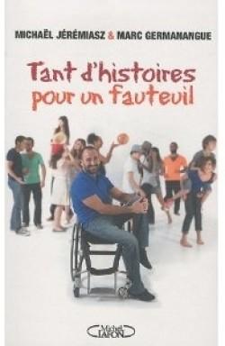 Couverture de Tant d'histoires pour un fauteuil