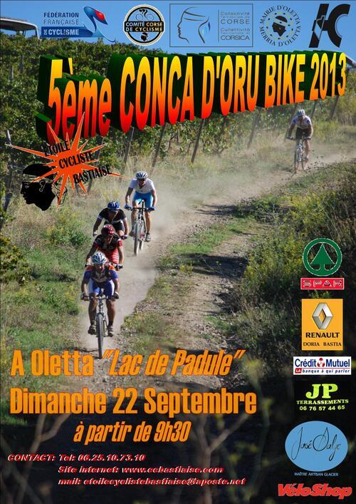 Conca d'Oru bike 2013