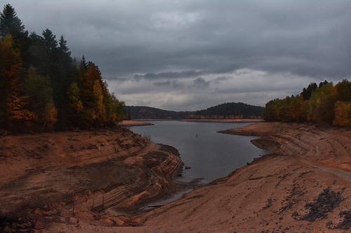 lac de la pierre percée