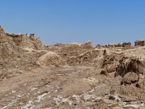 le Dallol  suite