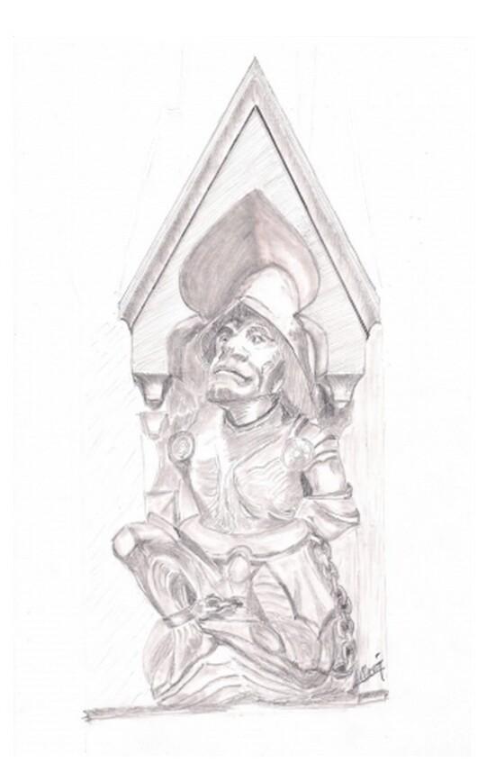 Le Soldat enchaîné