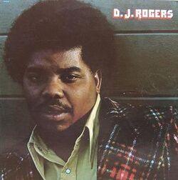 D.J. Rogers - Same - Complete LP