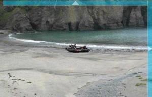 Diamond beach escape