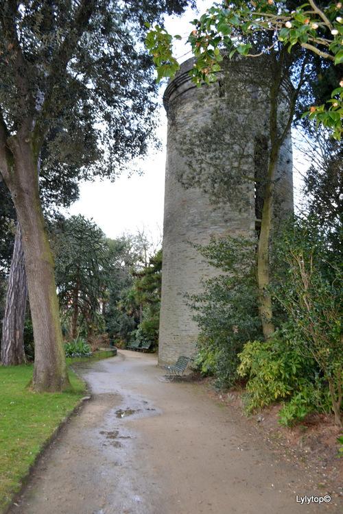 Le parc Emmanuel Liais à Cherbourg En Cotentin.