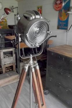 Projecteur Lita O'range metalic 1