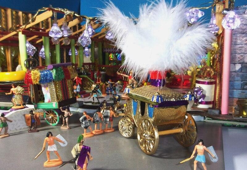 Aujourd'hui : les fêtes de Nowel en Orchide. Quoi ?... Encore ? Mais alors c'est tous les ans ?§
