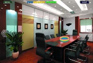 Jouer à Modern conference room escape