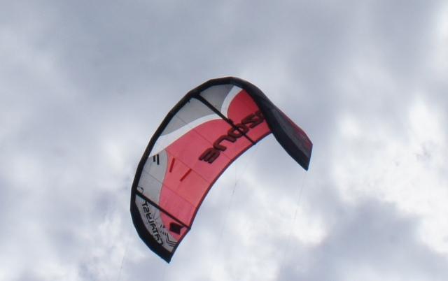 Kitesurf à la Saline (2/4) -