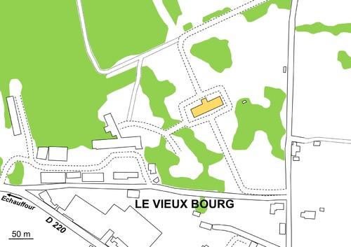 LES REMPARTS D'ECHAUFFOUR (Orne)