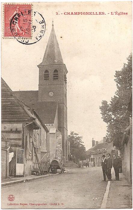 Famille Trognon, Champignelles, Villeneuve les Genêts (89)