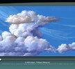 Ciel 61 - 23 oct. 2005 - 14:10 - Fresnes (94) (F) - Gouache