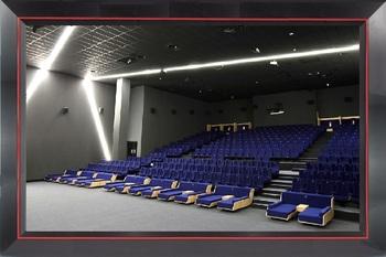 les salles de cinéma