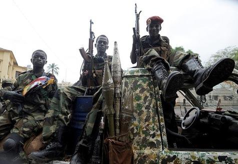 Accord sur la libération des enfants-soldats en Centrafrique