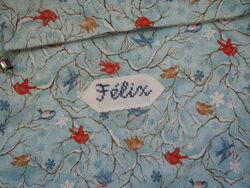 Le sac de Félix
