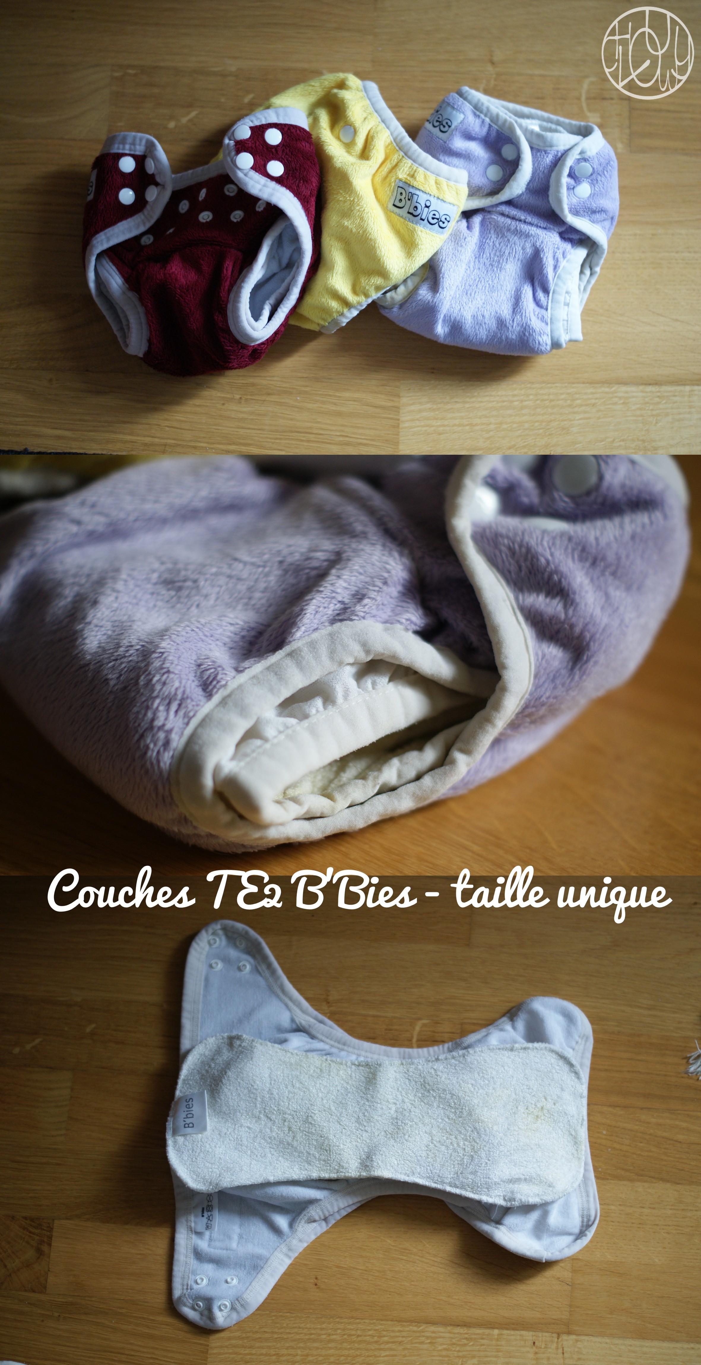 Les Couches Lavables 5 Test Comparatif Des Couches Te1 Et Te2