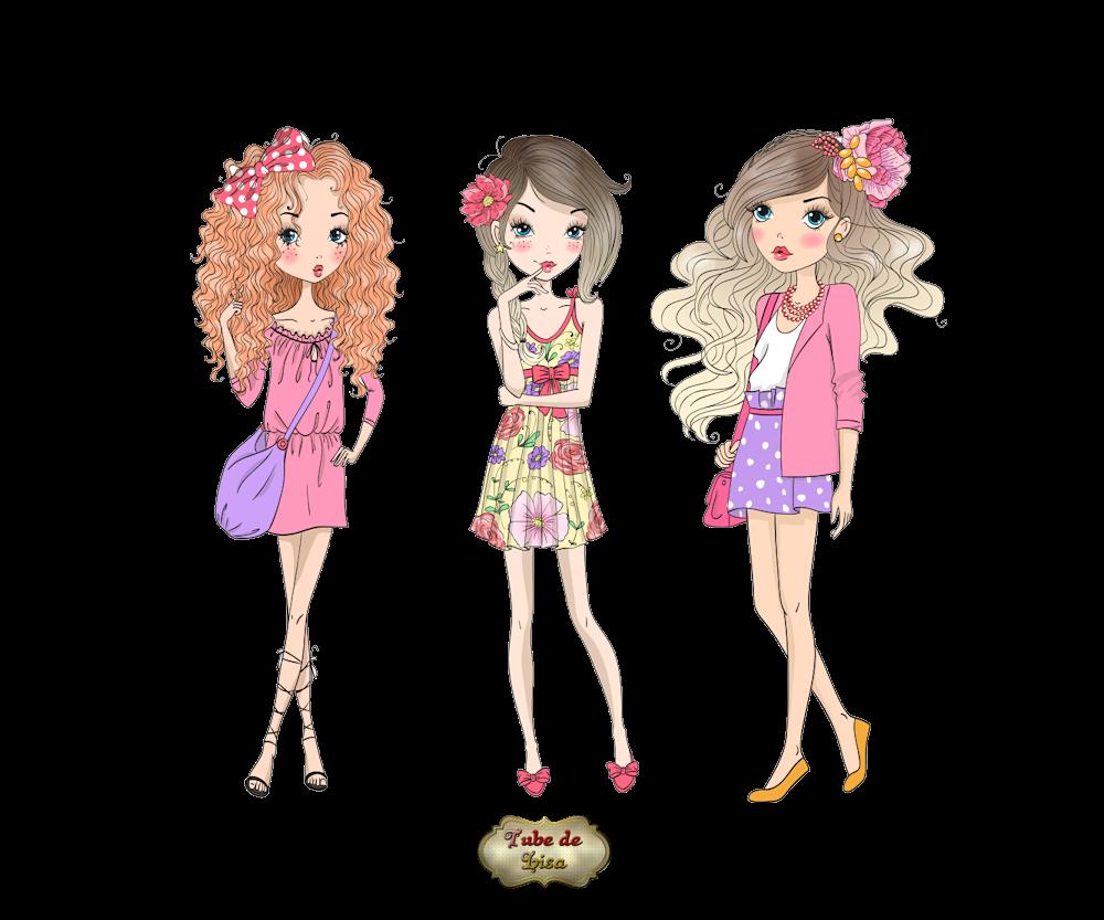 Jolies poupées série 55