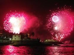 Nouvel an à SALVADOR