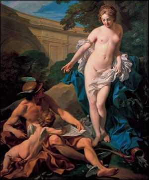 Vénus et Hermès