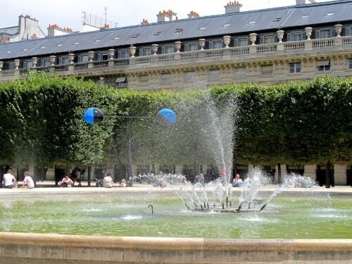 Takis Signaux Eoliens Palais Royal 4