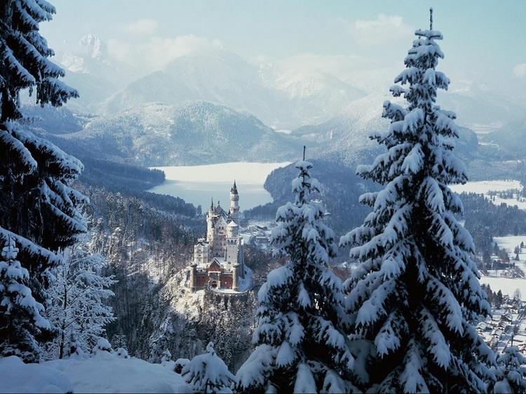 Images du monde : hiver