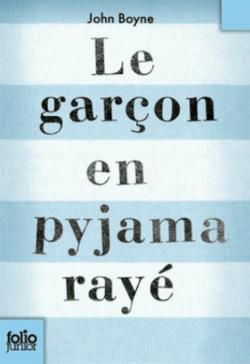 Extraits du roman {Le garçon en pyjama rayé}