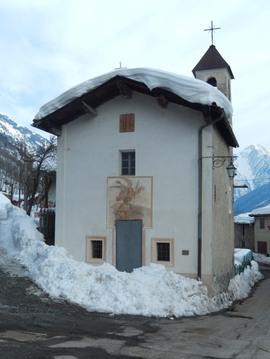 Sambuco chapelle