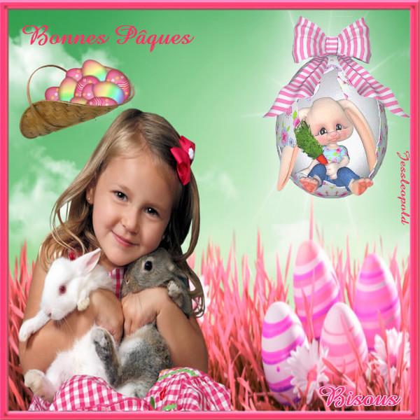 Cadeaux de mes amies de centerblog pour Pâques...merci