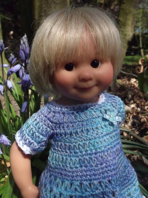 la robe d'Helga
