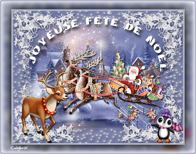 59. Joyeuse fête de Noël 2019