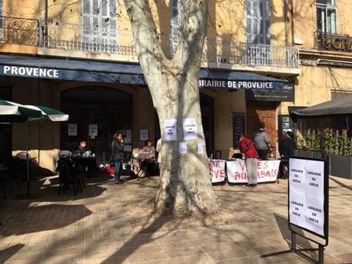 Aix-en-Provence change, et pas en bien